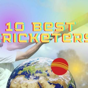 top 10 cricketers